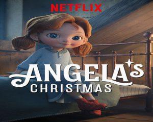 חג המולד של אנג'לה *מדובב לעברית*